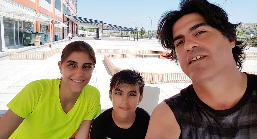 Bahçeşehir Bisiklet Hastanesi'nin düzenlediği Bahçeşehir - Yassıören Bisiklet Turu Sonrası
