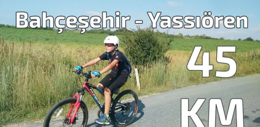 Bahçeşehir Yassıören Bisiklet Turu